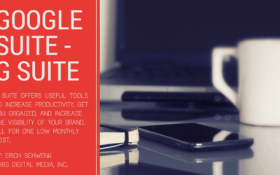 GOOGLE SUITE – G SUITE YOUR KEY TO PRODUCTIVITY