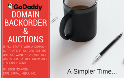GODADDY –   ARE DOMAIN BACKORDER AND AUCTIONS WORTH IT?